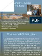 Cultural Geography and Global Marketing of Products.ppt