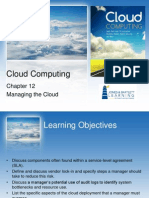 Cloud Computing Chapter 12