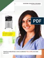 Midshire Business Systems - Sharp MX-M354N / MX-M314N / MX-M264N - Multifunction Mono Printer Brochure