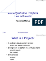 Succeed Ug Projects