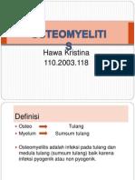 Osteomielitis (Hawa)