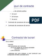 2. Tipuri de Contracte