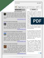 India Transport Portal Newsletter - June, 2013