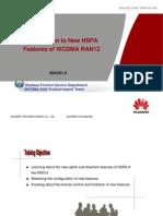 Wcdma Ran12.0 New Hspa Features-20091230-B-1.0