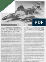 1-72 Hasegawa KA4 F-4C