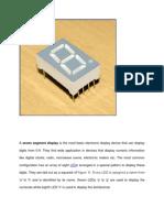 A seven segment display.docx