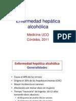 Clase 22. 26-10-12. Enfermedad Hepatica Alcoholica UCO2011
