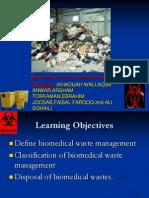 Seminar_1 (Bio Medical Waste Management