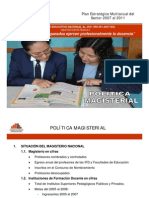Plan Educativo 2021