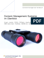 Content Manager eBook Open Source Cms