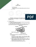 Cara Membuat Roda Gigi Dgn Kepala Pembagi