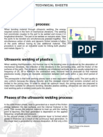 Doc 73 Technical Sheet - Ultrasonic Welding