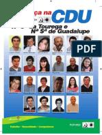 CDU - Apresentação da lista de candidatos à União das Freguesias de Tourega e Guadalupe