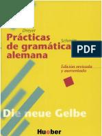 Lehr- und Übungsbuch der deutschen Grammatik. Prácticas de gramática alemana Di Hilke Dreyer-Richard Schmitt