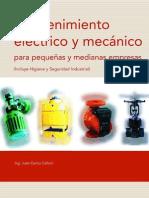 Mantenimiento Electrico y Mecanico- Juan Carlos Calloni