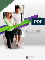 School of Economics Study Guide