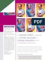 El método OCRA. evaluación del riesgo asociado al trabajo repetitivo de las extremidades superiores
