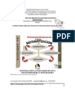 Estructura Redes PNFI
