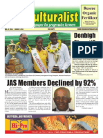 The Agriculturalist - August 2013 (Denbigh 2013)