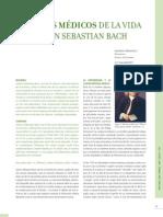 Aspectos médicos de la vida de JS Bach