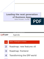 Openerp Roadmap v8