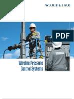 Wireline Pressure Control Br