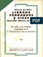 1942-005 -- LLIBRE La SdD Librada Ferrarons
