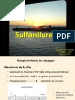 Sulfonilureas y Metfomina