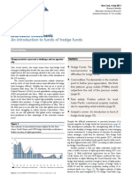 Alternative Investments an Introduction to Funds of Hedge Funds 04 Jul 2011 (Credit Suisse)