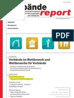 Strategisches Verbandsmanagement. Trends in der Verbändelandschaft – welche Herausforderungen sind zu antizipieren?