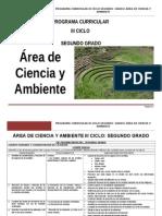 Ciencia Ambiente 2ºGrado RUTAS.doc