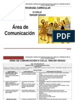 ÁREA COMUNICACIÓN INTEGRAL IV CICLO_3º rutas.doc