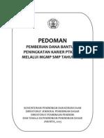 Pedoman Proposal Bg Ptk