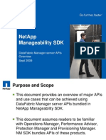 NM SDK Capabilities Overview