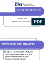 CONTRACTUAL RISK TRANSFER PPT.ppt