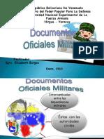 Documentos Militares