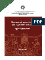 manuale_appropriatezza