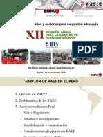 Residuos de Aparatos Eléctricos y Electrónicos_Nov 2012