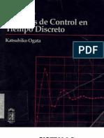Sistemas de Control en Tiempo Discreto - 2da Edicion - Katsuhiko Ogata