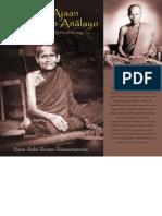 Venerable Ajaan Khao Analayo - Daham Vila