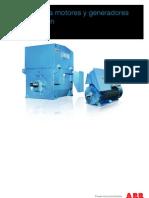 Manual for Induction Motors and Generators 3BFP000055R0106 REV F SPANISH Lowres