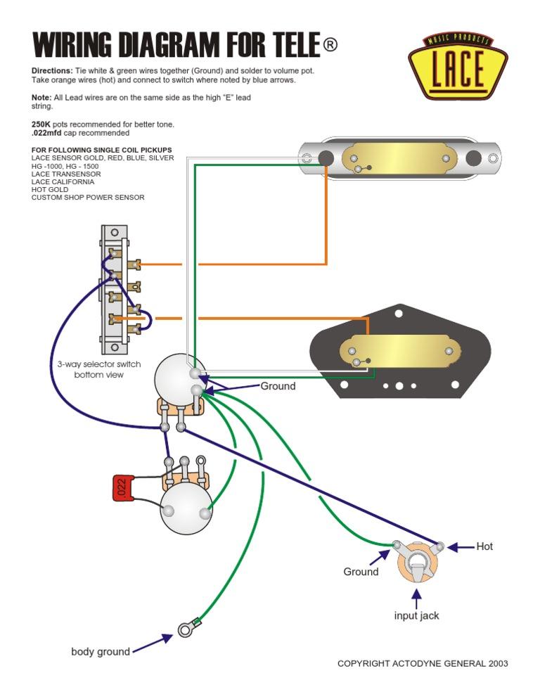 lace sensor wiring telecaster wiring diagram lace sensor wiring diagram tele telecaster wiring diagram