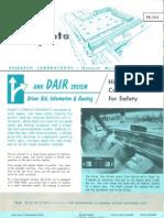 GMR D.A.I.R. System, June 1966