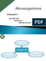 PPT Mikroorganisme 1