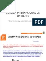 Sistema Internacional de Unidades Resumen