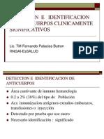 Deteccion e Identificacion de Acs Clinic Sig12