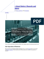 EEP_A Few Words About Battery Hazards and Why They Happen