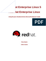 Red Hat Enterprise Linux-5-Para-Virtualized Windows Drivers Guide-En-US