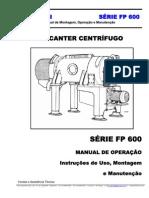 Manual Fp 600 Pieralise