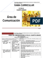 ÁREA COMUNICACIÓN INTEGRAL IV CICLO_4º RUTAS.doc